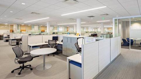 Thị trường văn phòng cho thuê tăng trưởng ổn định trong năm 2021