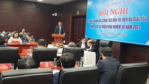 Đà Nẵng: Ban hành kế hoạch đền bù giải tỏa 249 dự án trong năm 2021