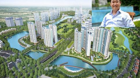 Sau Hưng Yên và Long An, ông Đặng Thành Tâm tiếp tục lập công ty con để làm dự án hơn 4.500 tỷ tại Vũng Tàu