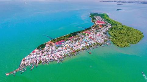 TP.HCM: Phê duyệt quy hoạch chi tiết khu đô thị du lịch lấn biển Cần Giờ hơn 2.800ha