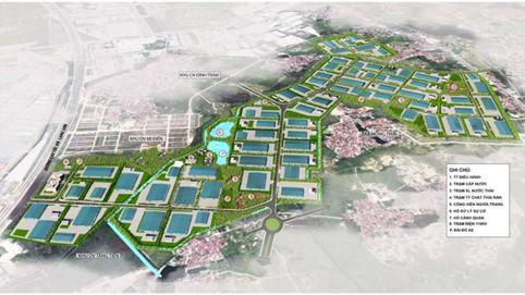 Thủ tướng phê duyệt đầu tư xây dựng hai khu công nghiệp tại Bắc Ninh và Bắc Giang