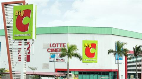Đổi tên thương hiệu, siêu thị Big C không còn ở Việt Nam
