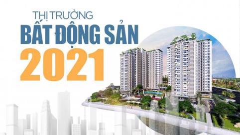 Năm 2021 vẫn nhiều biến động, phân khúc bất động sản nào là 'kênh trú ẩn' an toàn?