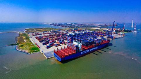 Hải Phòng: Sẽ có thêm 2 bến container tại Khu bến cảng Lạch Huyện