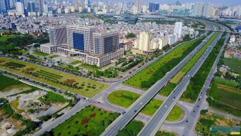 Ngoài hạ tầng, đâu là yếu tố gia tăng sức hấp dẫn của địa ốc Tây Hà Nội năm 2021?