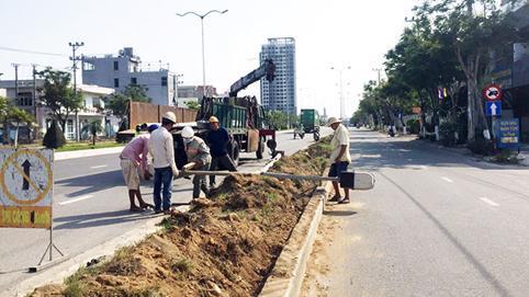 Đà Nẵng: Cải tạo, điều chỉnh giao thông đường Ngô Quyền – Ngũ Hành Sơn nối cảng Tiên S