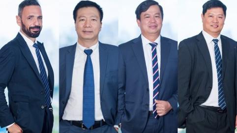 Biến động nhân sự cấp cao ở Coteccons, bổ nhiệm loạt tên tuổi lớn ngành xây dựng vào vị trí chủ chốt