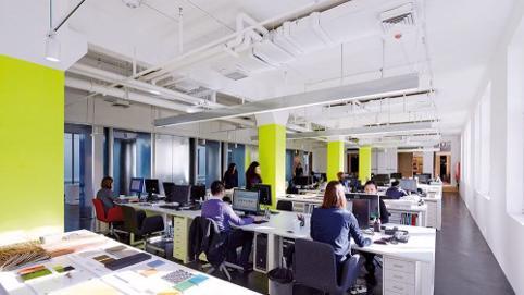 Hà Nội: Thị trường văn phòng đón nguồn cầu lớn trong năm 2021