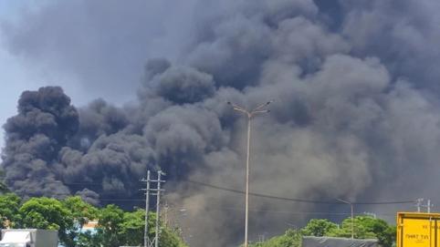 Cháy nhà máy có ảnh hưởng đến hướng đi mới của Tôn Hoa Sen?