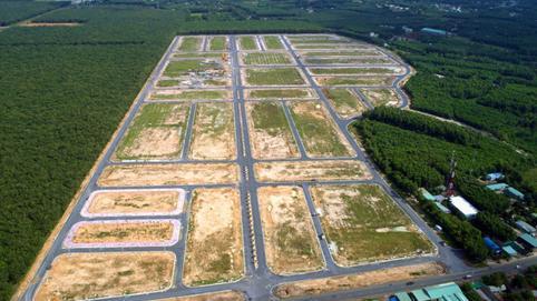 Đồng Nai thu hồi gần 100.000m2 đất gần sân bay Long Thành
