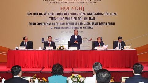 Dành 388.000 tỉ đồng hoàn thành các công trình trọng điểm ở Đồng bằng sông Cửu Long