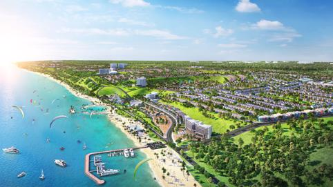 Novaland xin gia hạn thời gian hoạt động của siêu dự án 5 tỷ USD tại Bình Thuận