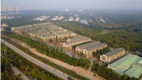 Hưng Yên xin 'hợp thức hóa' hàng trăm căn biệt thự xây dựng trái phép tại dự án Vườn Vạn Tuế - Sago Palm Garden?