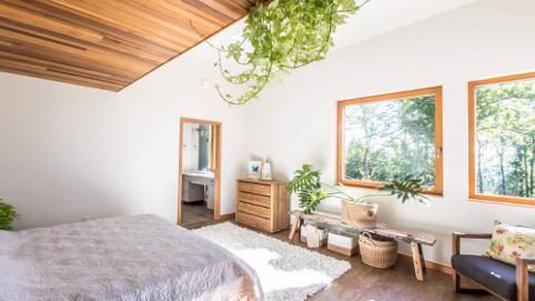 Yên bình và thư giãn với các xu hướng thiết kế phòng ngủ