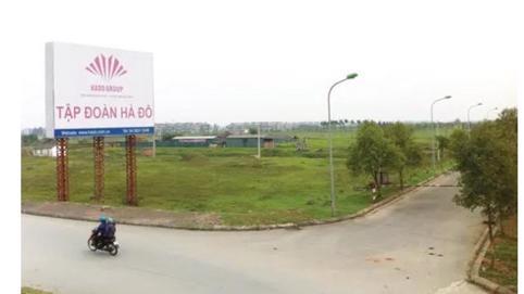Hà Đô, HUD bị 'bêu tên' sai phạm tại nhiều dự án
