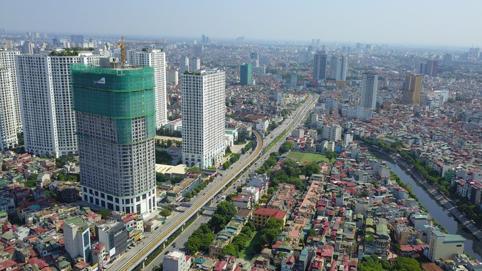Thị trường căn hộ Hà Nội Quý I/2021: đầu tư ảm đạm, giá chỉ tăng 5%