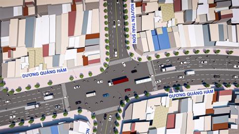 TP.HCM kiến nghị chuyển giao gần 9.000 m2 đất để làm đường