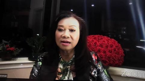 """Bà Hoàng Yến có tên mới, tỷ phú thép không thích gọi """"ông trùm"""""""