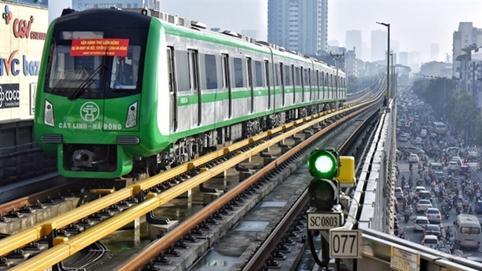 Đề nghị nghiệm thu dự án đường sắt Cát Linh-Hà Đông
