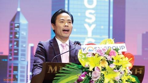 """Hé mở hệ sinh thái Kosy của đại gia Nguyễn Việt Cường: Kinh doanh bình thường, từng dính """"tai tiếng"""" nợ 14 tỷ đồng"""