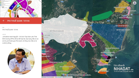 Dự án Khu phi thuế quan hơn 100 ha của công ty ông Johnathan Hạnh Nguyễn được thông qua quy hoạch