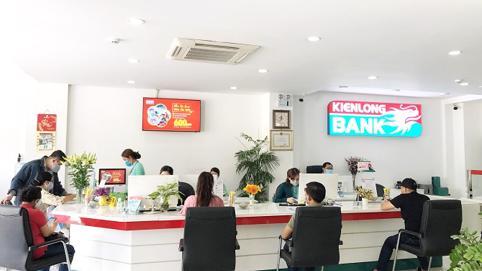 KienlongBank: Lợi nhuận giảm, nợ xấu tăng 36,7%