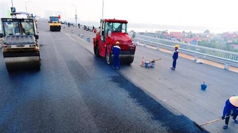 Sửa mặt cầu Thăng Long: Khẳng định của Bộ trưởng GTVT