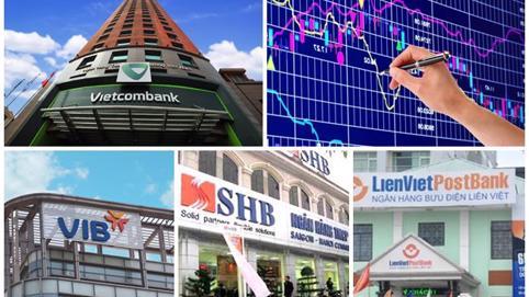 Cổ phiếu ngân hàng tăng 'phi mã': Ám ảnh rủi ro vì nợ xấu!