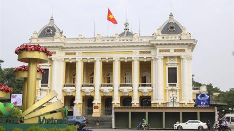 Những công trình kiến trúc Pháp cổ ở Hà Nội