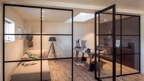 Tinh tế với phong cách thiết kế nội thất Crittal