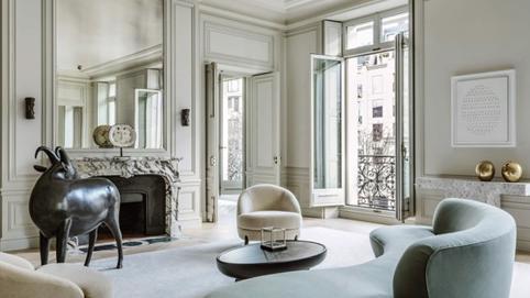 Lộng lẫy với phong cách nội thất Art Deco