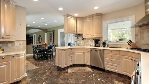 Sắp xếp nhà bếp thế nào để hợp phong thủy?