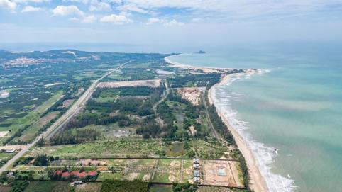 Bình Thuận phê duyệt đồ án quy hoạch dự án khu dân cư, dịch vụ du lịch giải trí gần 870ha