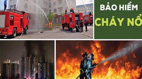 """Hãng Bảo hiểm """"vớ bẫm"""" nhờ ăn theo các vụ ... cháy chung cư?"""