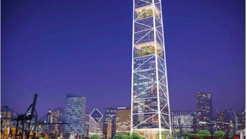Tập đoàn FLC sẽ đầu tư gần 3.500 tỷ đồng xây dựng toà tháp 6 sao cao 72 tầng tại Hải Phòng