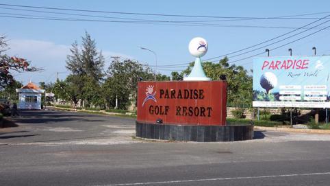 UBND tỉnh không gia hạn cho dự án Vũng Tàu Paradise