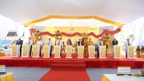 Tập đoàn T&T Group: Đầu tư 2.400 tỉ đồng cho siêu dự án bất động sản tại An Giang
