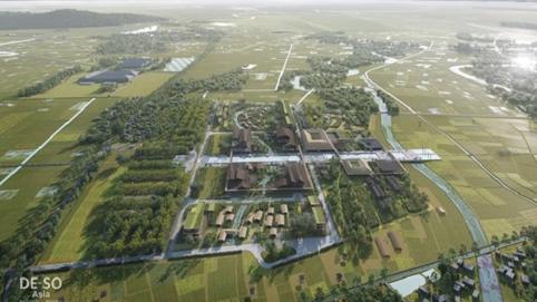 """""""Bầu Hiển"""" muốn đầu tư dự án gần 300 ha tại Nghệ An"""