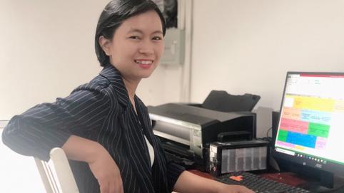 """Phạm Thị Hoàng Trâm: Nếm không ít """"trái đắng"""" trước khi trở thành bà chủ Học viện Tigon Flower"""