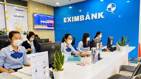 Nợ xấu, chi phí dự phòng tại Eximbank tăng vọt vì khoản nợ 'khủng' thế chấp bằng cổ phiếu STB