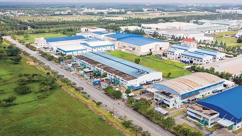 Kinh doanh bất động sản khu công nghiệp nhiều triển vọng trong dài hạn