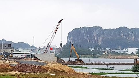 Đà Nẵng: Điều chỉnh phương án thiết kế tổng thể kè sông, kiến trúc cảnh quan dọc sông Cổ Cò