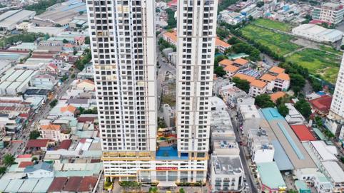 Nghịch lý giá căn hộ vùng giáp ranh TP. Hồ Chí Minh