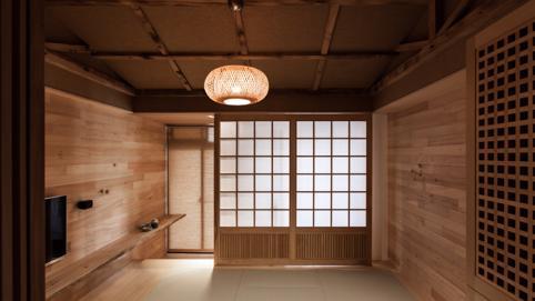 Thiết kế penhouse phong cách Nhật Bản