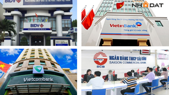 Top 4 'ông lớn' ngân hàng nào có số dư cho vay khách hàng 'khủng' nhất năm 2020?