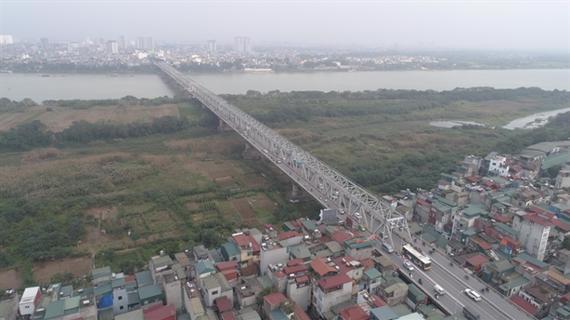Quy hoạch sông Hồng: Hà Nội tiếp thu ý kiến Bộ NN-PTNT