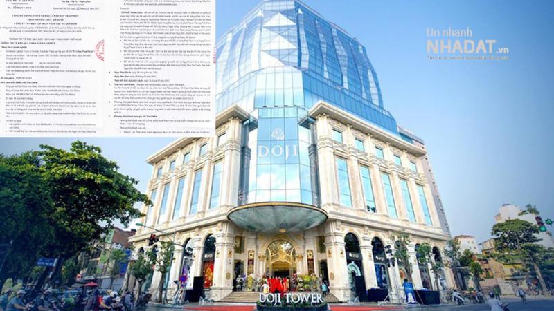 Dồn dập huy động hàng nghìn tỷ trái phiếu để 'rót' vào bất động sản, 'ông trùm' vàng bạc đá quý DOJI đang có gì trong tay?