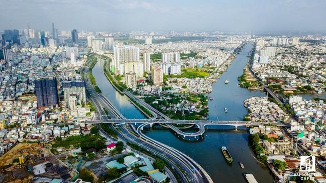 Hàng tỷ đô vốn ngoại đổ mạnh vào bất động sản TP. Hồ Chí Minh