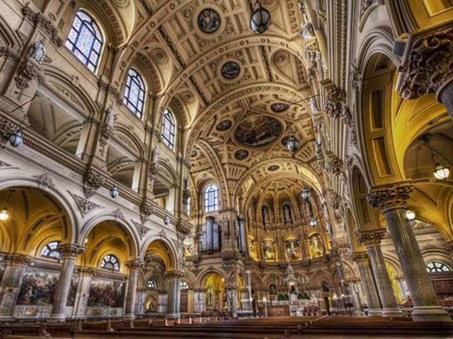 Phong cách Baroque trong thiết kế nội thất - Ảnh 1