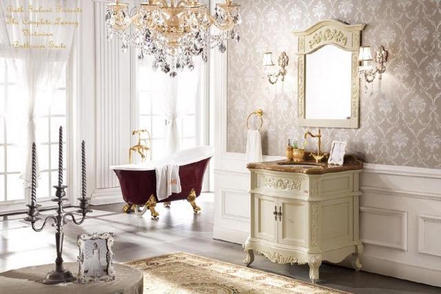 Phong cách Baroque trong thiết kế nội thất - Ảnh 2